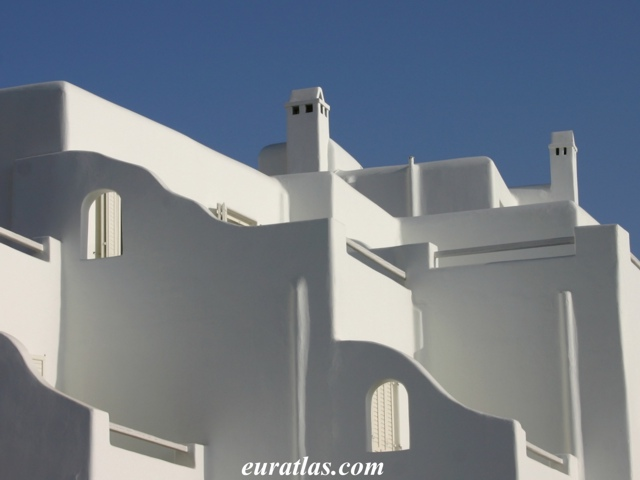 Modern Greek Architecture photos of the greek islands: aegean architecture