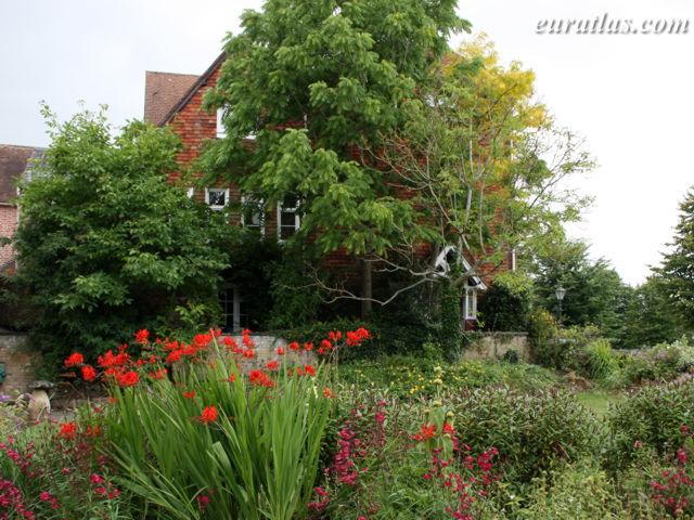 Photos Du Royaume Uni Angleterre Petit Jardin