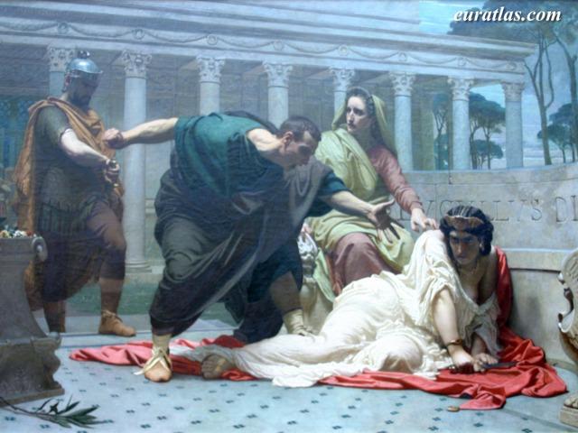 Smrt Messaliny