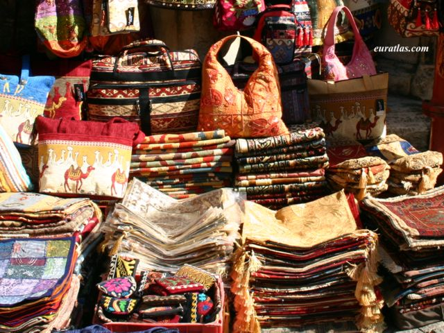 Photos Of Turkey Istanbul Bags Rugs And Cushions In The