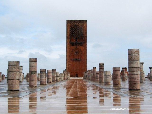 التاريخ والحضارة القديمة والتراث - صومعة حسان