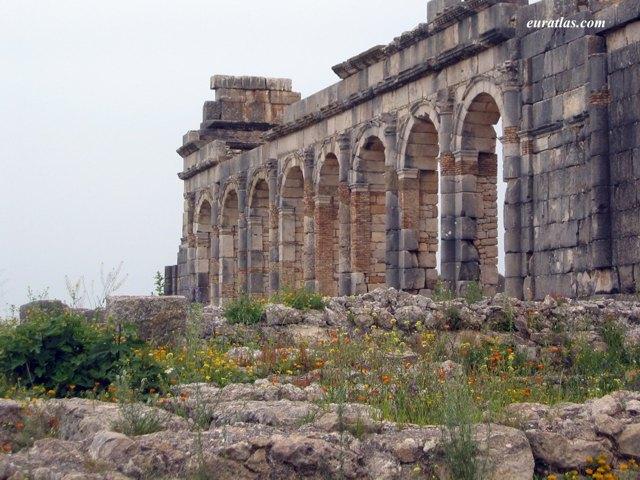 مدينة وليلي الأثرية