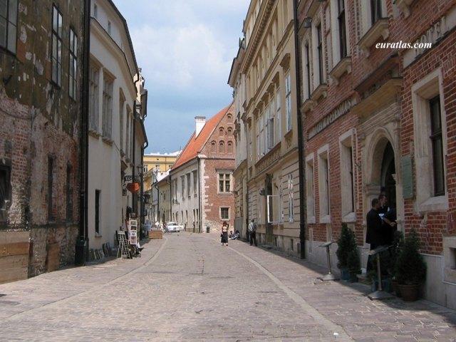 Photos of Poland: Krakow Old Town