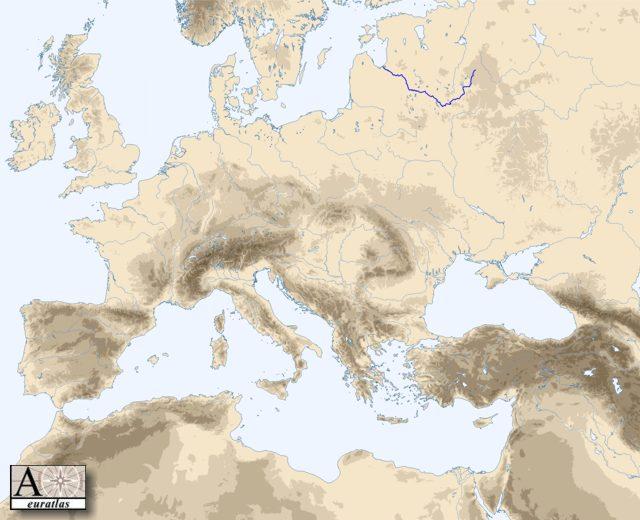 Physical Atlas of Euro...
