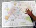 Euratlas paper printed maps