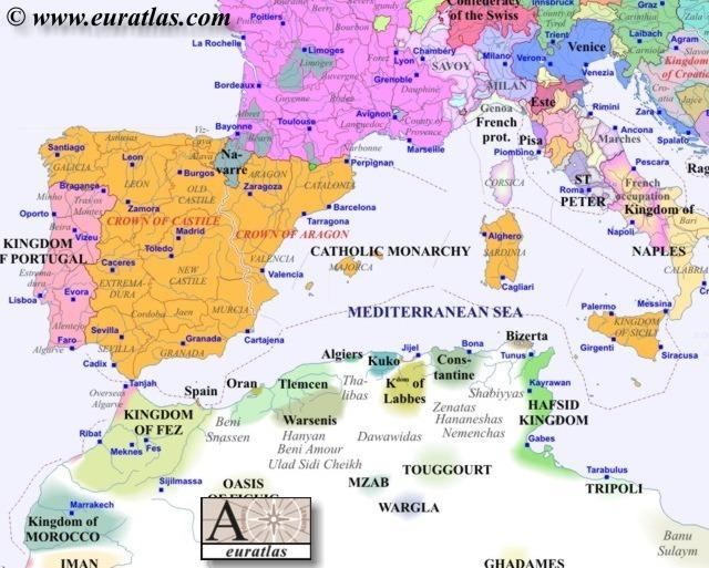 Europe Southwest 1500